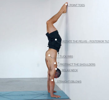 Rotate Your Pelvis: Yuval's Secret Handstand Tip