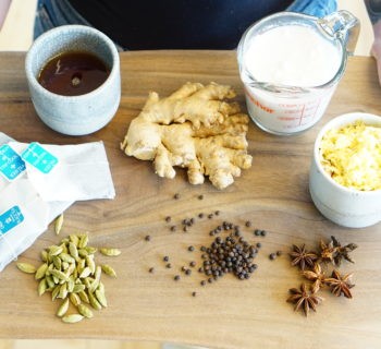 Cooking With Naomi: Dairy-Free Chai Latte