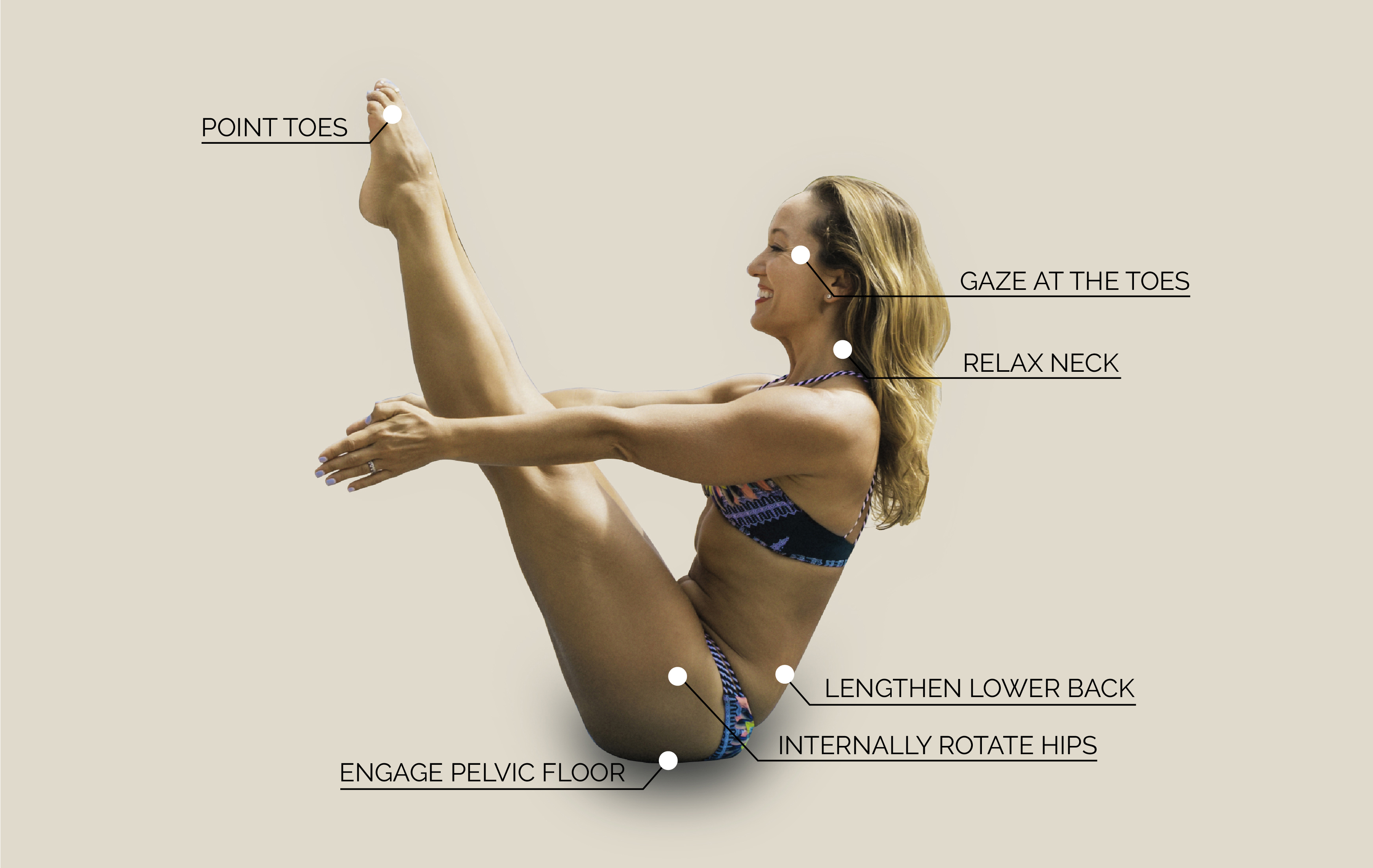 Navasana: it's all about balance