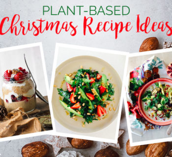 Plant-based recipes for the holiday season