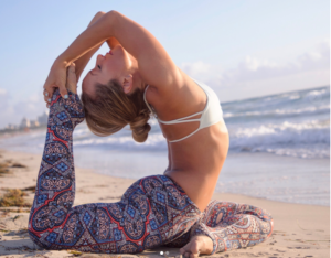 Kino MacGregor, Backbending yoga pose, how yoga works