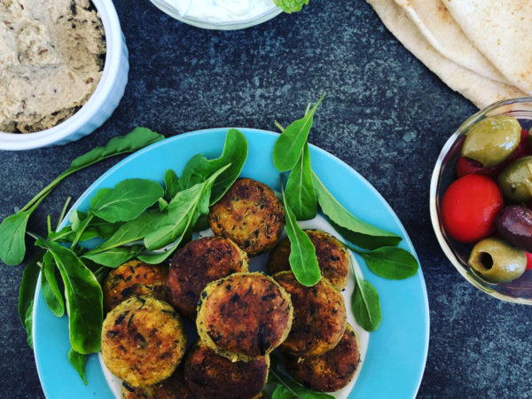 Vegan Falafels by natalie prigoone on OMstars