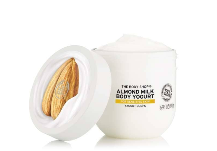 The Body Shop's New, Cruelty-Free Body Yogurt Product Review