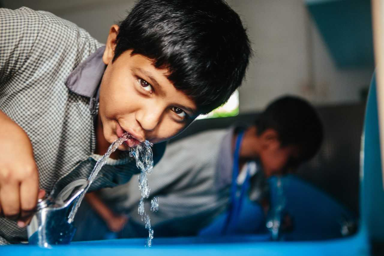 Providing Clean Water To Children Around The World