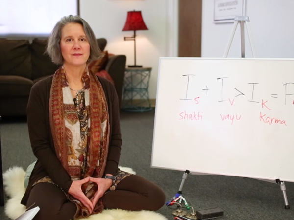 Tantric Meditation with Inge Sengelmann