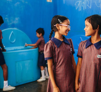 Clean Water for Over 300 Kids in Kolkata, India