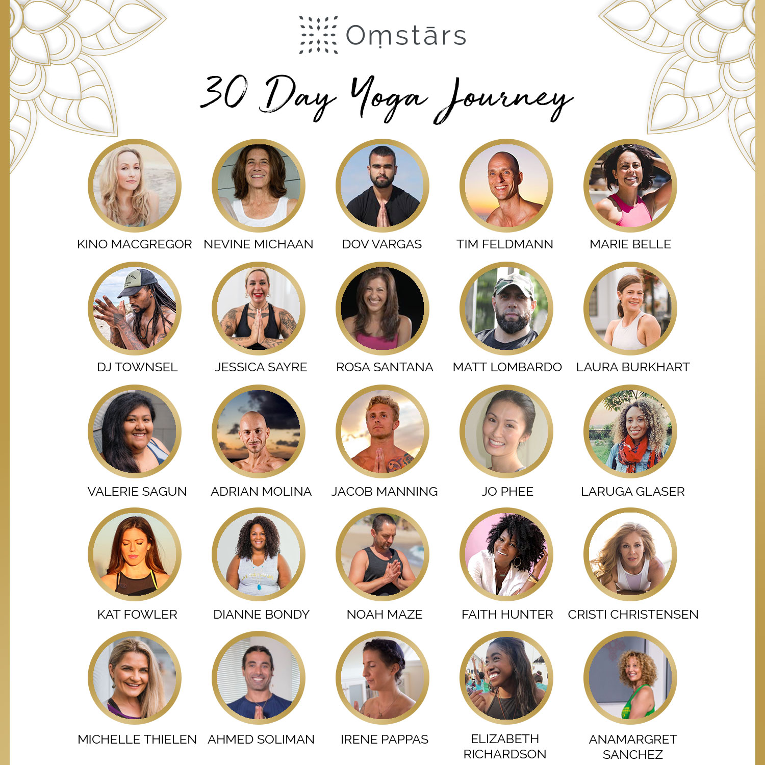 30 Days to Create a Healthy New Habit with Omstars – Join the Challenge