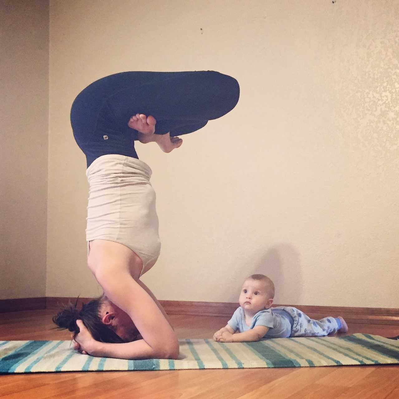 How to Balance Motherhood, Yoga, and Everyday Life