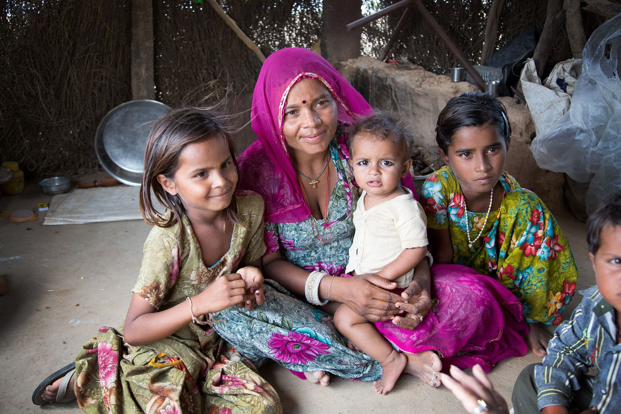 Challenge Update: Supporting Young Families in India