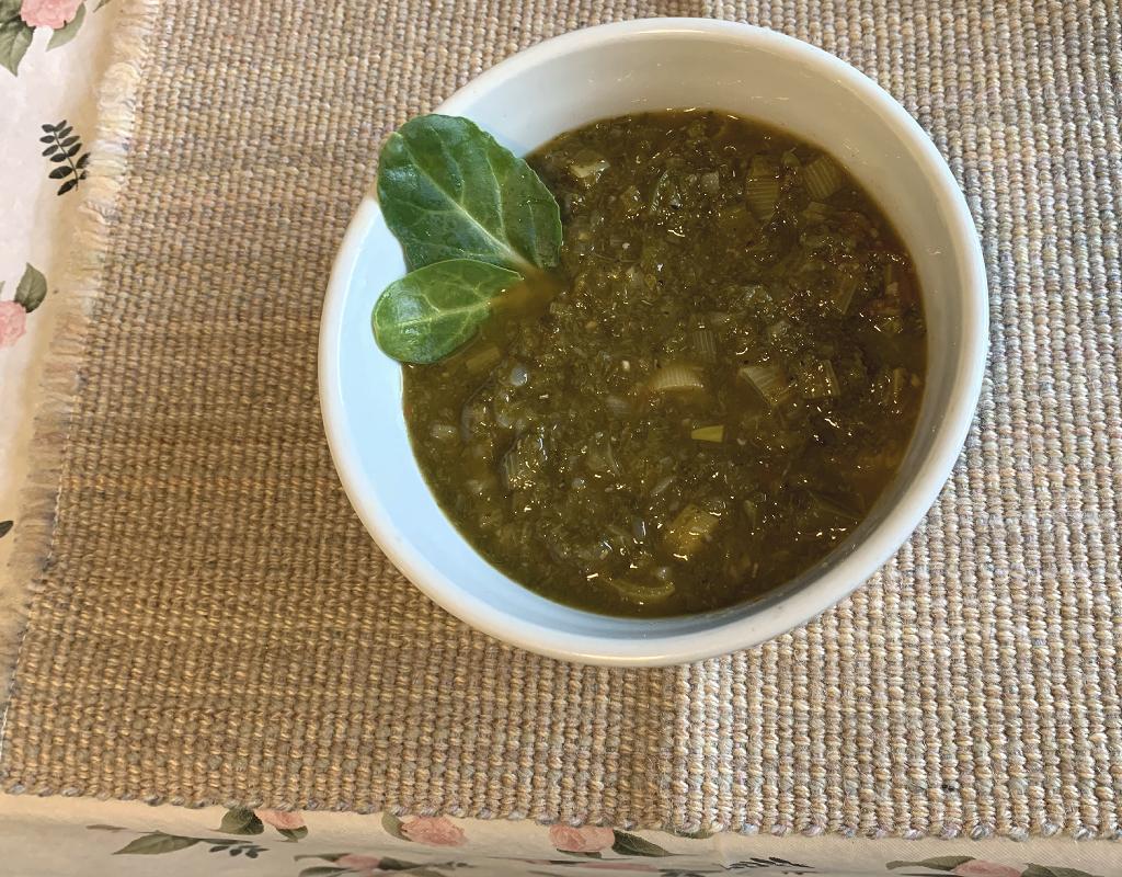 Yogi Super Soup