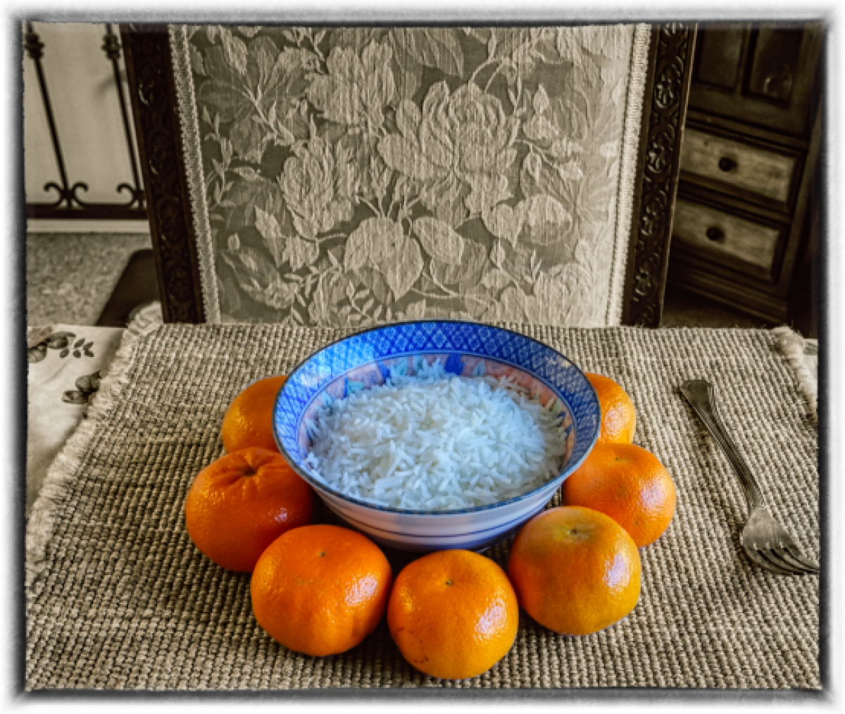 A Cup of Rice