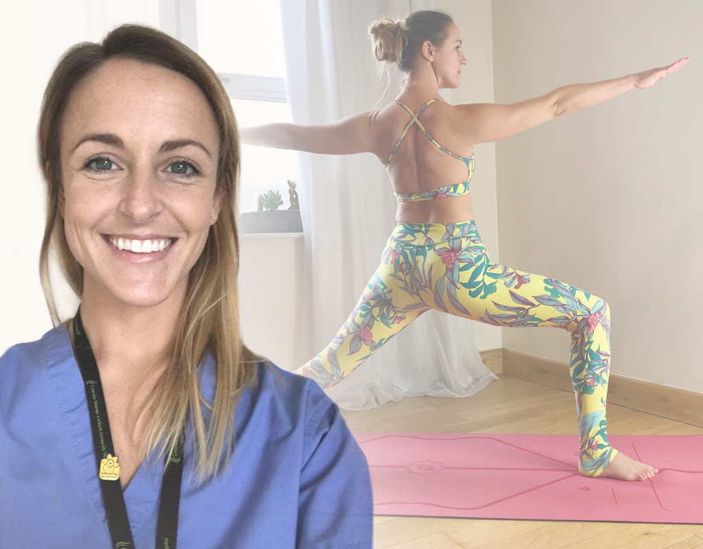 Balancing a Career and a Yoga Practice