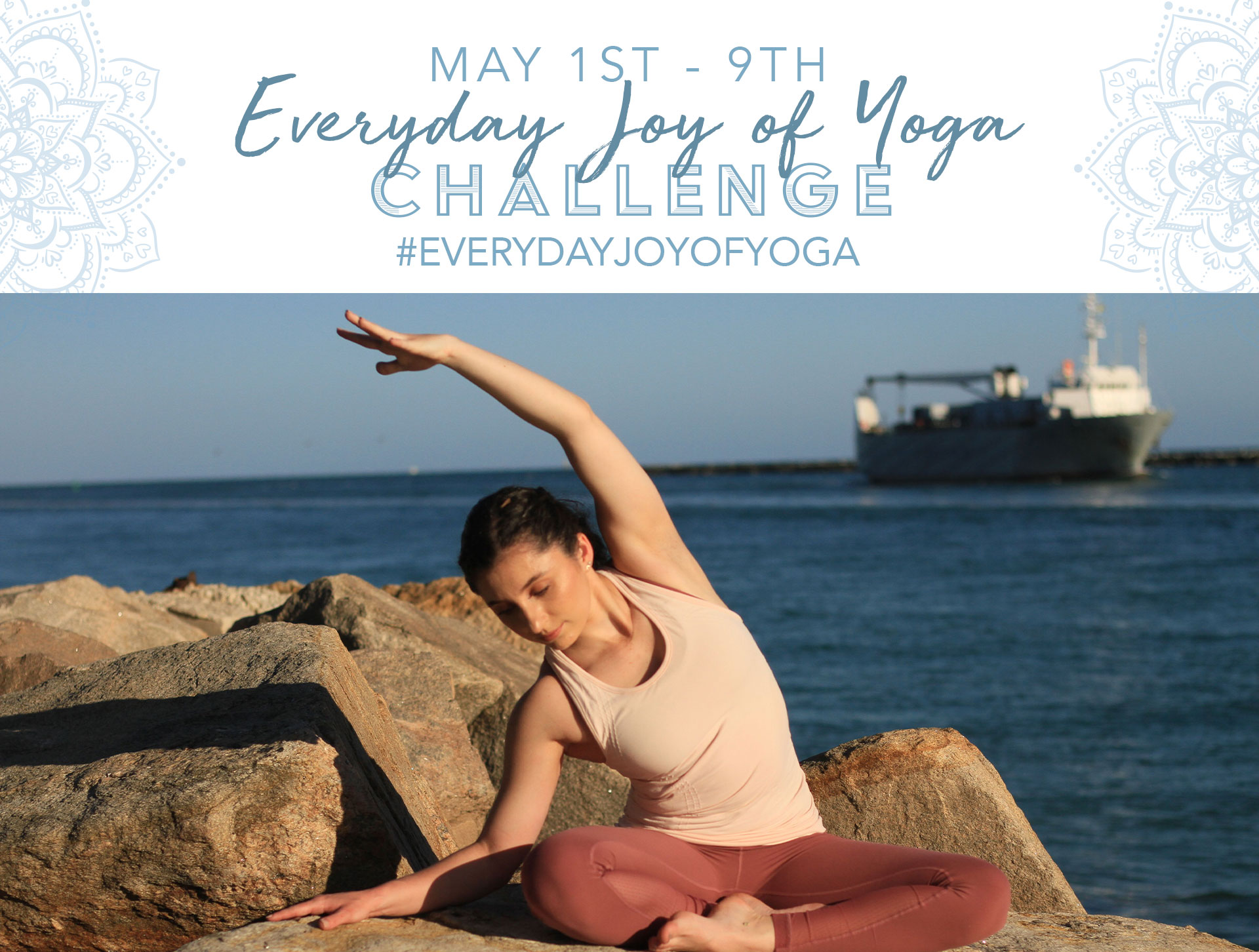 Everyday Joy of Yoga Challenge