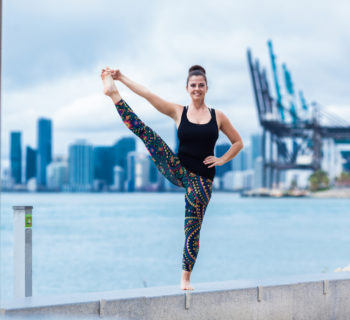 Interview with Angelique Sandas