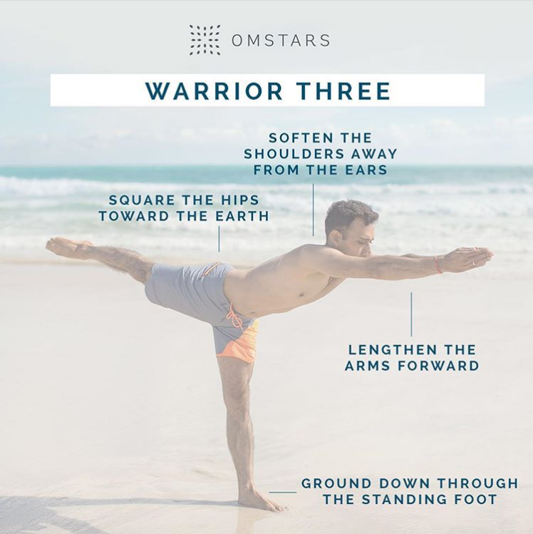 Yoga Pose Tips: Virabhadrasana III – Warrior Three