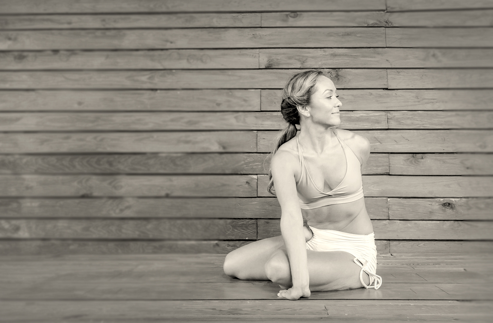 Yoga Stories Series: Bharadvajasana