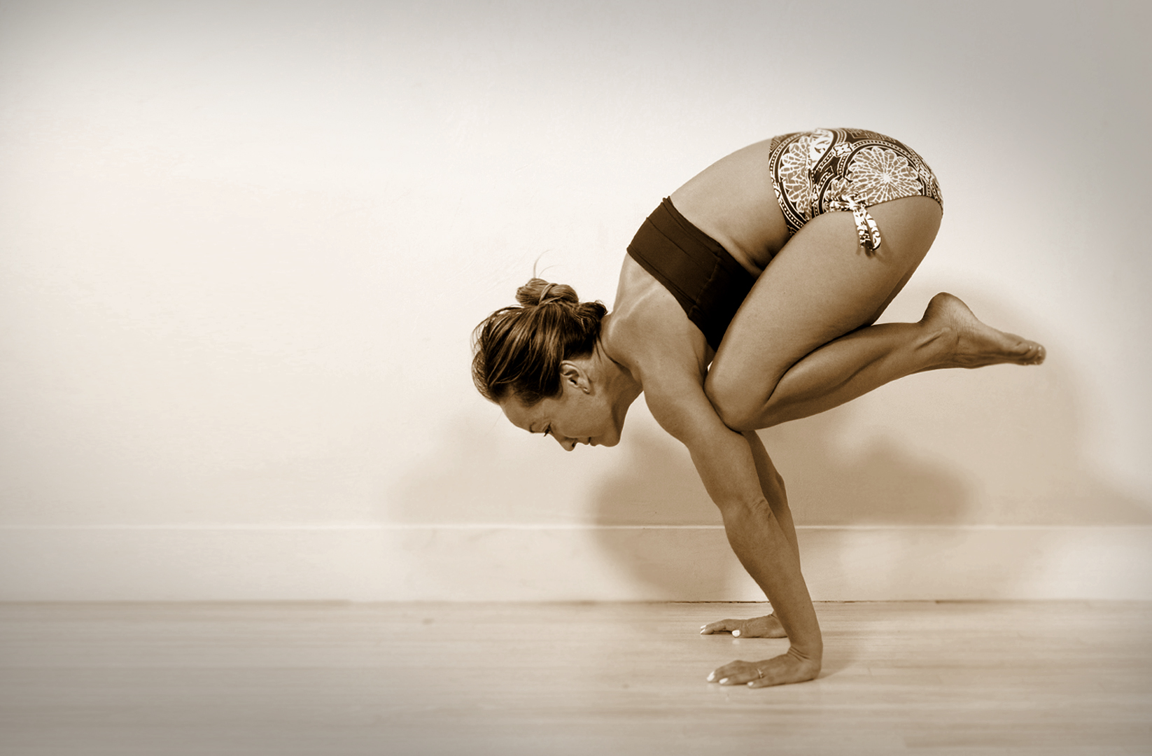 Bakasana (Crane Pose) – Living with Equanimity