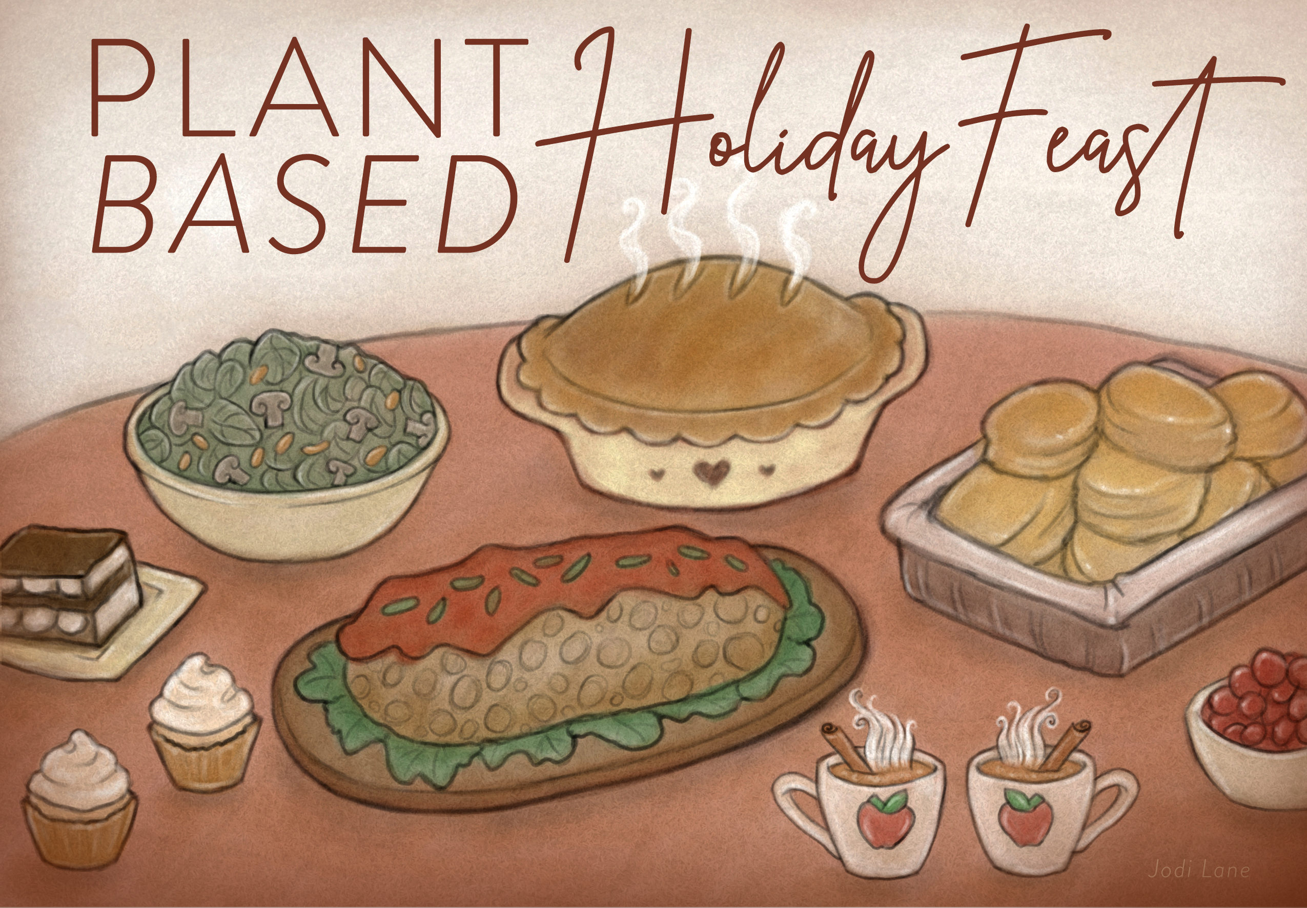 Plant-Based Holiday Feast