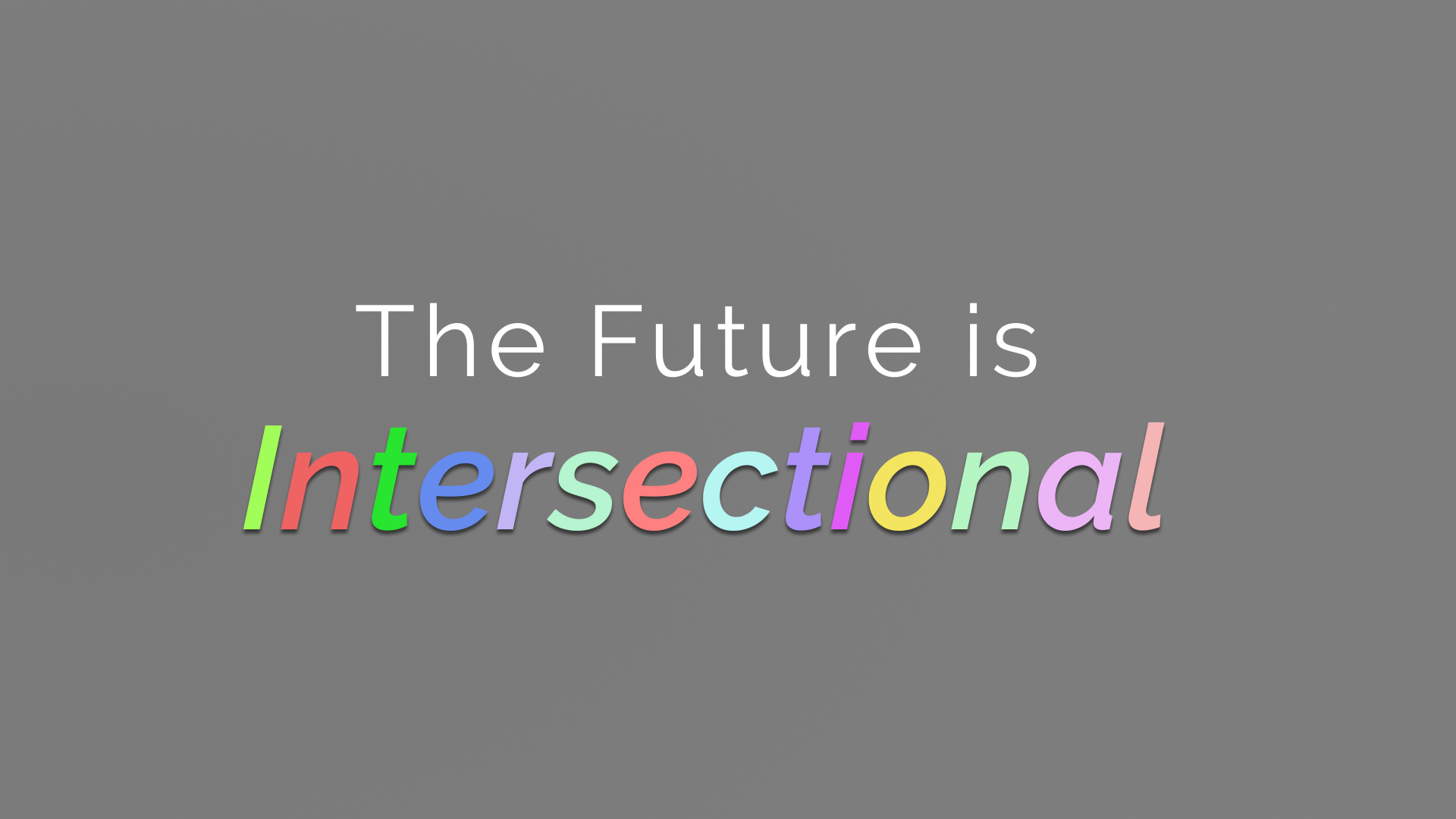 Wellness and Intersectionality