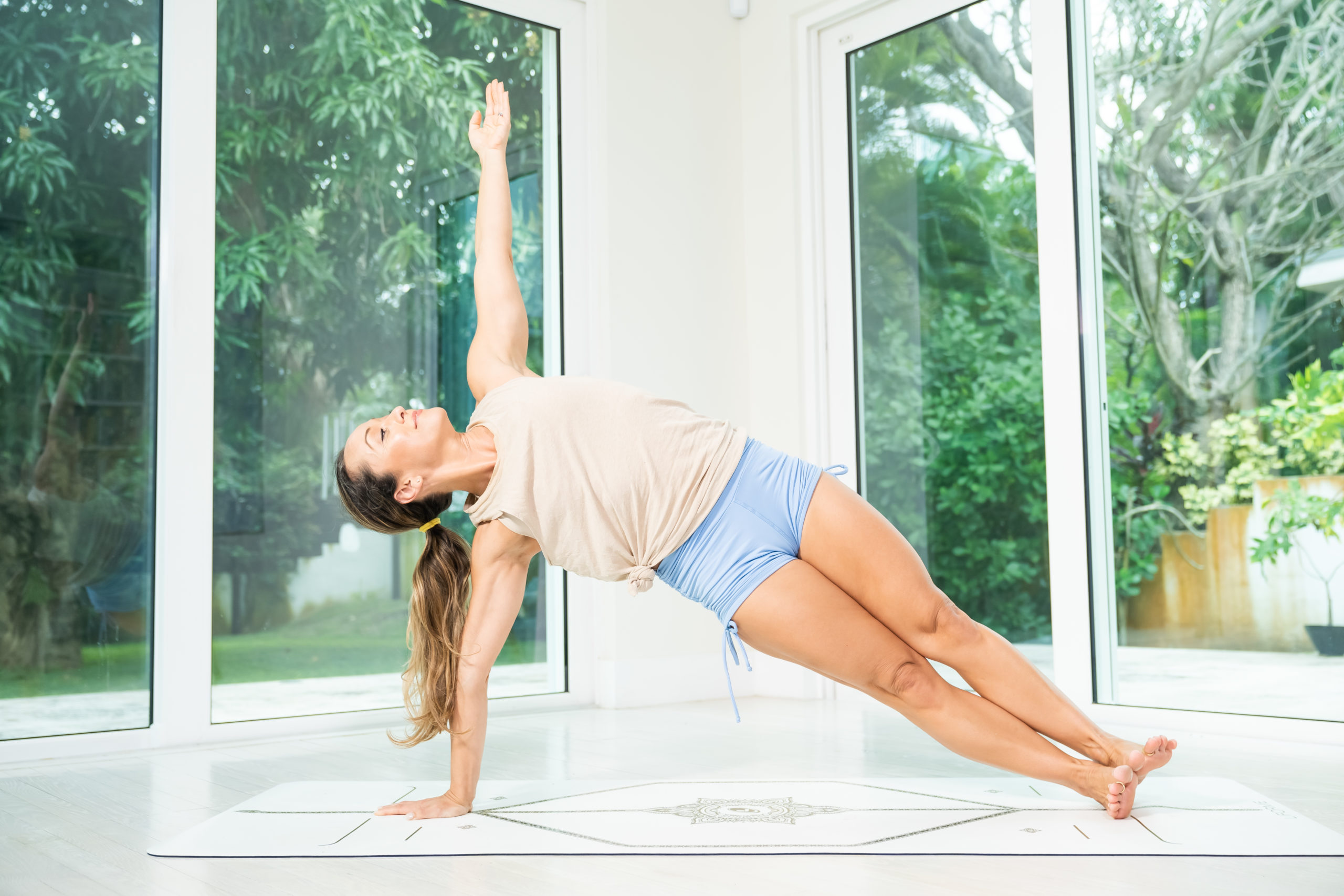 Vashisthasana (Side Plank Pose): The Fine Balance of Life