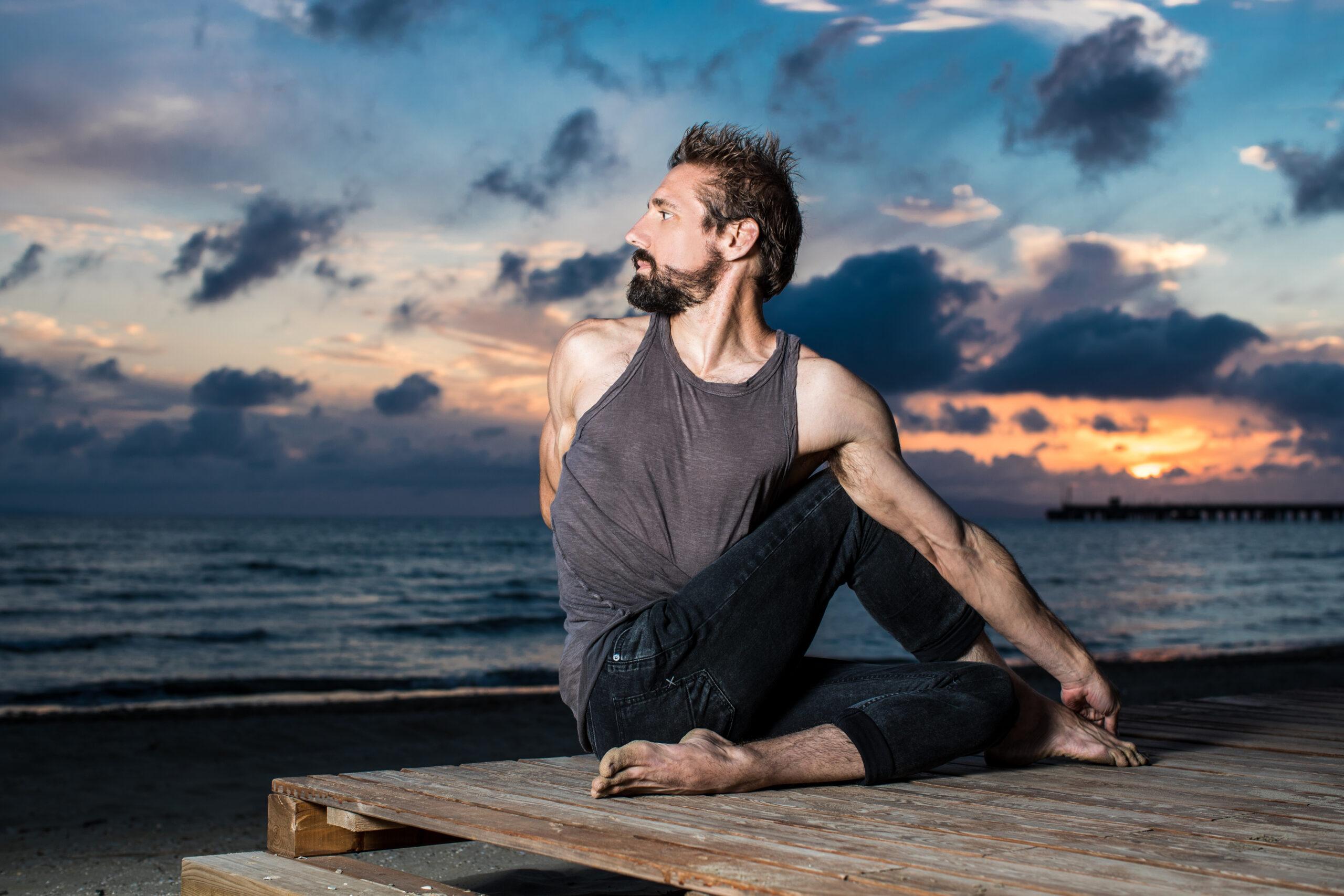 Yoga Pose Tutorial: Ardha Matsyendrasana or Half Lord of the Fishes Pose